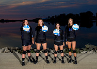 VB Varsity Team Photos